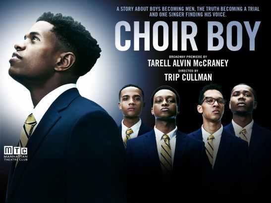 choir boy logo
