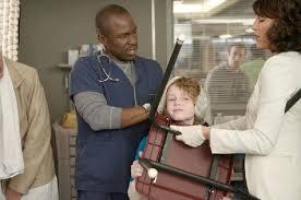 in Nurse Jackie