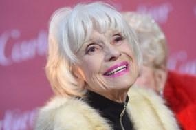 Carol Channing older