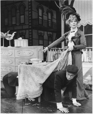 Channing in Hello Dolly 1964