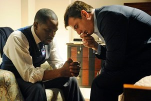 As Pastor Isaiah in The Good Wife