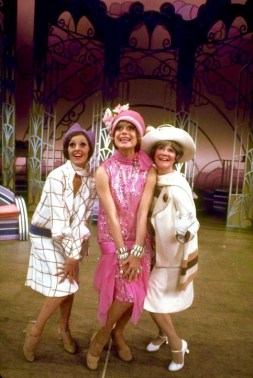 Carol Channing in Lorelei in 1974