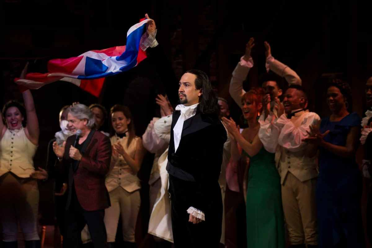 Hamilton in Puerto Rico.  What The Constitution Means to Me on Broadway. Beetlejuice, Tootsie, Hadestown at BroadwayCon.  #Stageworthy News of the Week.