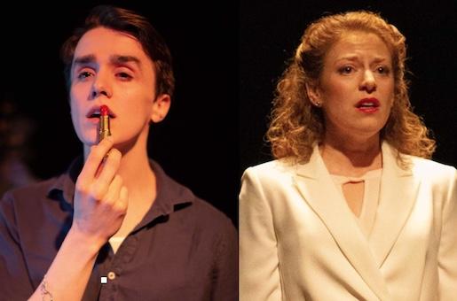 Darwin Del Fabro and Rebecca Gibel