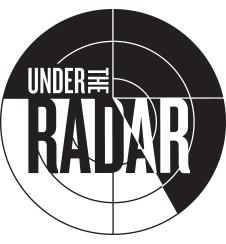 Under the Radar logo 2019