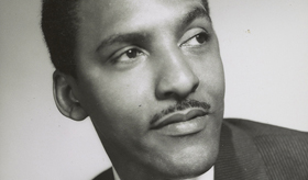 Bayard Rustin at around the age of 38