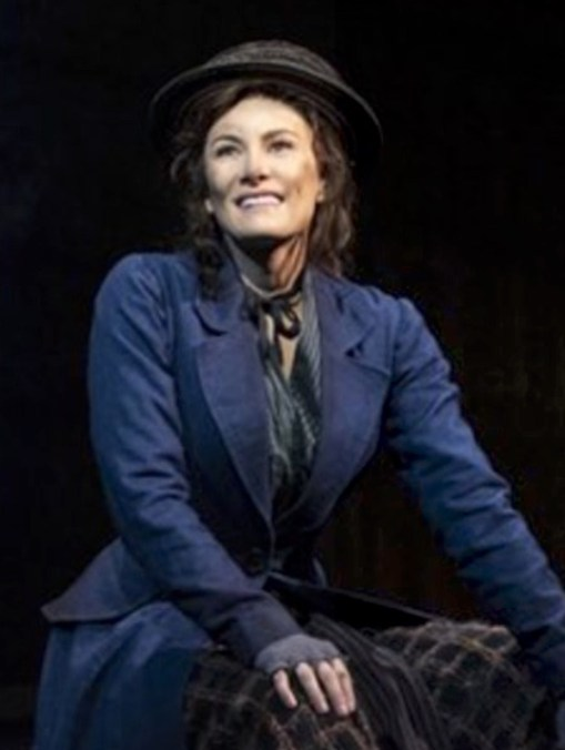 """Laura Benanti took over the role of Eliza Doolittle in the fourth Broadway revival in October, 2018. """"This is the part I've wanted to do my whole life. This is my 13th Broadway show. I've been doing this since I was 18. And I never ever really thought I'd get to play her."""""""