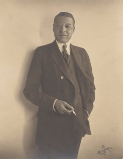 Bert Williams in 1911
