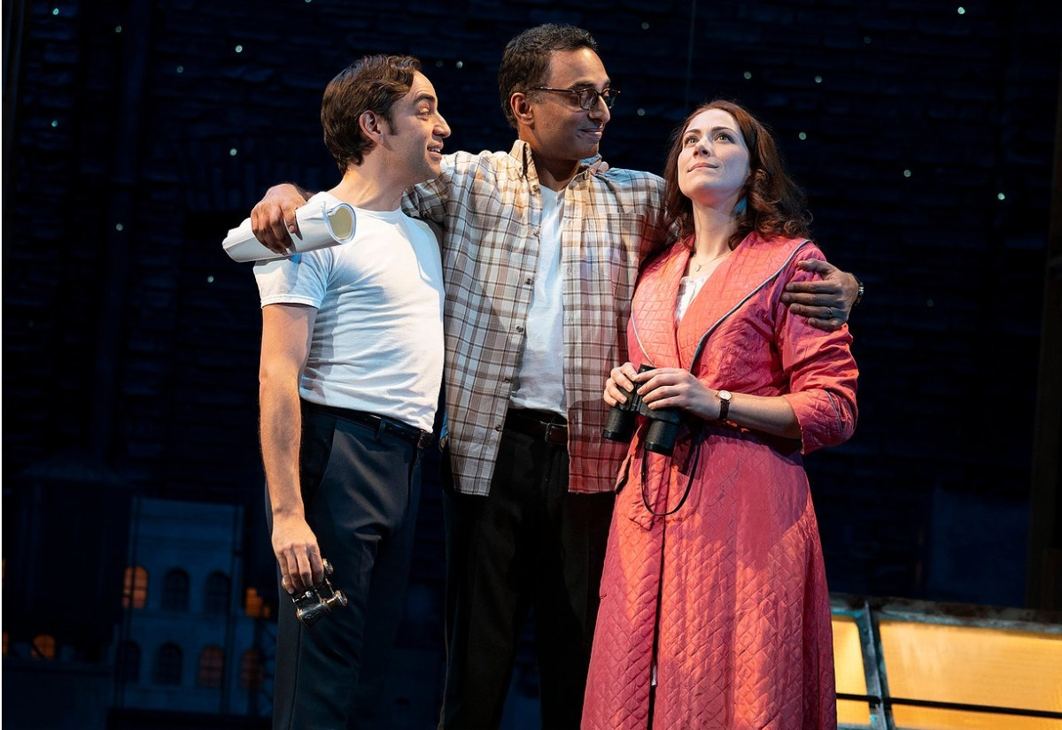 Merrily We Roll Along Review: A Sondheim Flop, Now Fiasco
