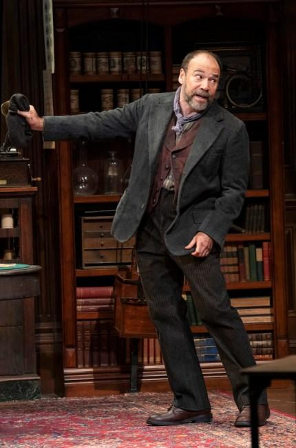 Danny Burstein as Alfred P. Doolittle