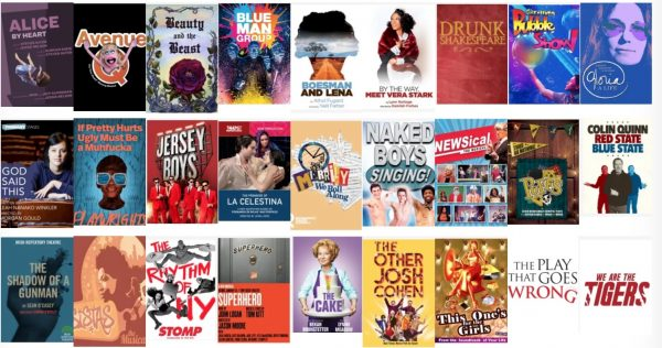 Off Broadway Week: 34 Shows at Half Price