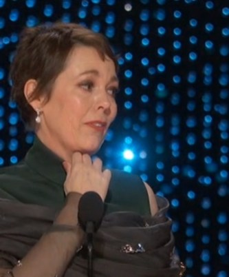 Olivia Colman, The Favorite, lead actress