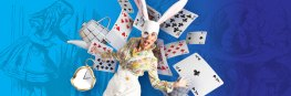 Alice in Wonderland May 29 - October 12
