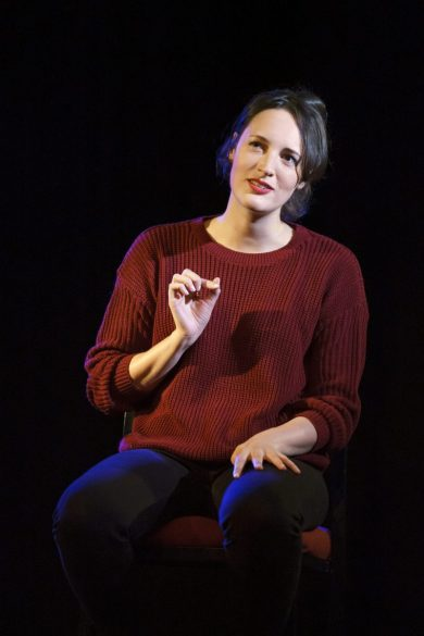 Fleabag Phoebe Waller- Bridge