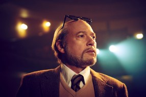 FOSSE VERDON -- Pictured: Evan Handler as Hal Prince. CR: Pari Dukovic/FX