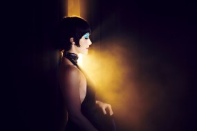 FOSSE VERDON -- Pictured: Kelli Barrett as Liza Minelli. CR: Pari Dukovic/FX