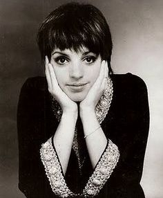 Liza Minnelli at youth