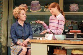 Debra Jo Rupp and Genevieve Angelson