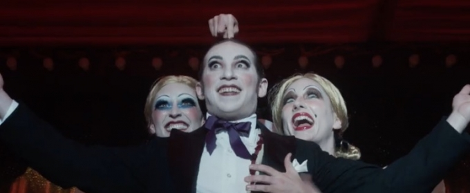 Ethan Slater as Joel Grey