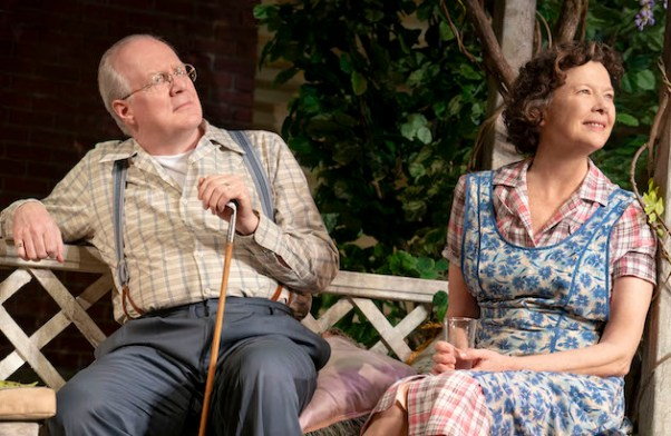 All My Sons 4 Tracy Letts and Annette Bening