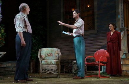 All My Sons 8 Tracy Letts, Benjamin Walker and Annette Bening