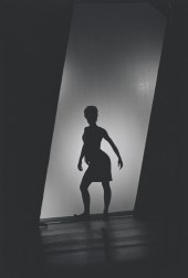 Gwen Verdon in opening scene of Sweet Charity, 1966, which Fosse directed and choreographed