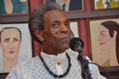 Andre De Shields, featured actor in a musical, Hadestown