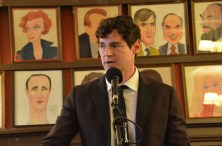 Benjamin Walker, featured actor in a play, All My Sons