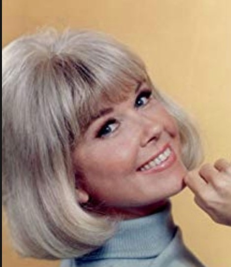 """Doris Day, 97, singer, actress, leading star of romantic comedies and Hollywood musicals, including the screen adaptation of Broadway's """"The Pajama Game"""""""