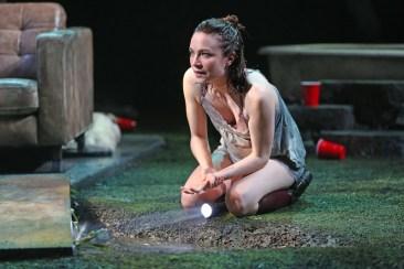 Ismenia Mendes as Lady Macbeth