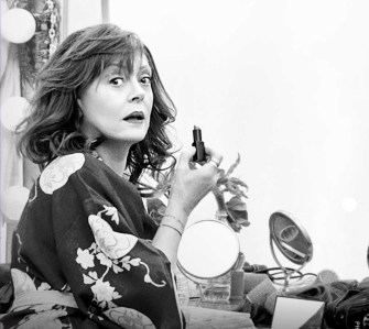 Susan Sarandon in Happy Talk