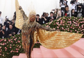more billy porter at the Met GAla