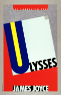 """Ulysses, 1986 edition. """"in this edition Walter Gabler uncovers previously unseen text."""""""