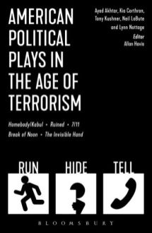 American Political Plays in the Age of Terrorism book cover