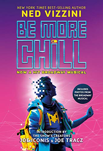 Be More Chill novel book cover