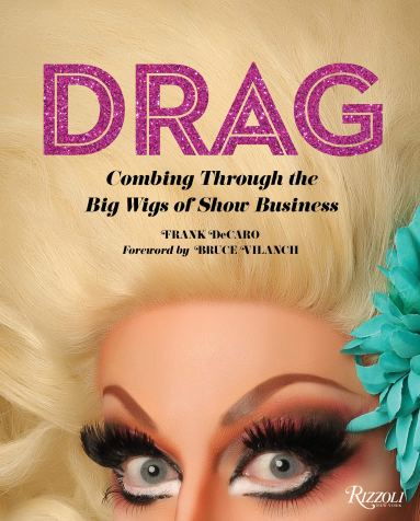 Drag book cover