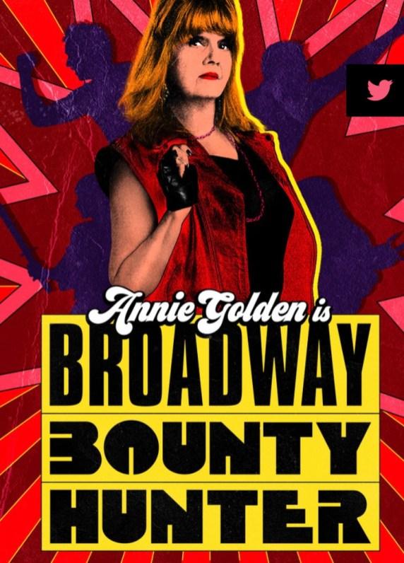 broadway bounty hunter for calendar