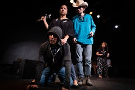 Eight Tale of Pedro -- outstanding original music, and outstanding male actor in a featured role