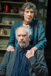 Eileen Atkins and Jonathan Pryce
