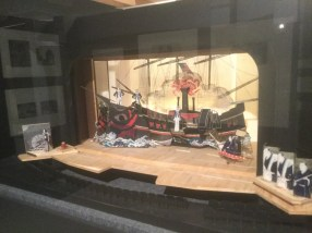 Pacific Overtures set model