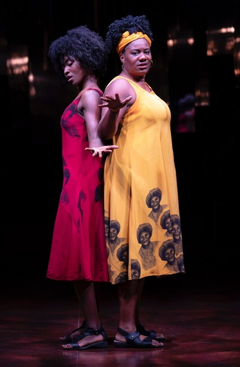 8 forcoloredgirls Jayme Lawson and Adrienne C. Moore