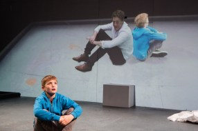 Hamnet and the absent (projected) Shakespeare, his father
