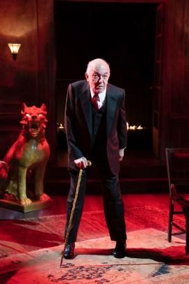 Mark Margolis as the devil