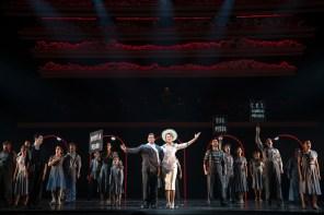 Evita 3 Enrique Acevedo and Solea Pfeiffer