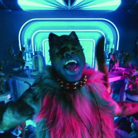 "Jason Derulo as Rum Tum Tugger in ""Cats,"" co-written and directed by Tom Hooper."