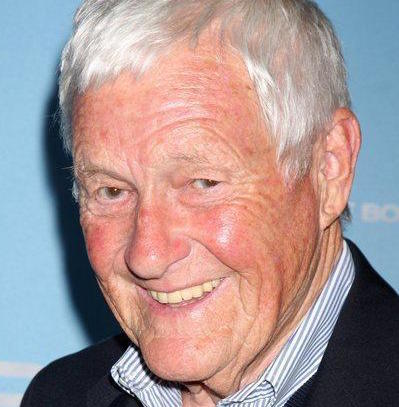 """Orson Bean, 91, familiar face on TV, nine-time veteran on Broadway, who recently played a cardinal in a local California production of Bad Habits. """"My secret to longevity is gratitude. The longer I live, the more grateful I become."""""""