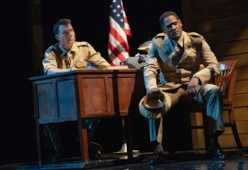 Jerry OConnell and Blair Underwood
