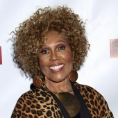 "Ja'net DuBois (age unknown), best known in her role as mother of Janet Jackson's character in TV series Good Times. & composer of the Jefferson's theme song ""Movin' on Up."" As Jeanette DuBois, she also performed on Broadway, including in the 1964 musical Golden Boy."