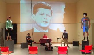 In 2015, Theater in Asylum tried out a stage adaptation of the 1960 Kennedy-Nixon debates, but decided it was more civically useful to adapt current presidential debates for the stage