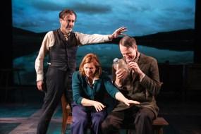 Matt McGrath, Mare Winningham, and Todd Almond